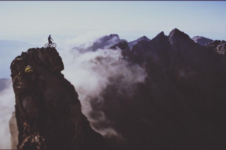 Ciclismo de Montaña al límite en Escocia