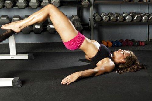 Las mujeres más sexys del gym