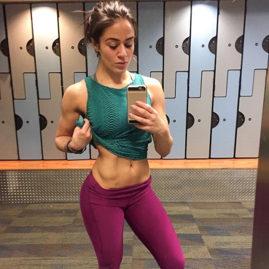 Las mujeres más guapas del gym