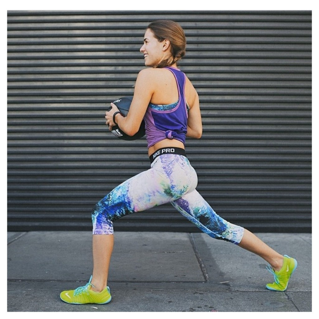 Yoga Pants con Nike Pro