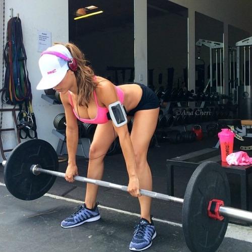 No hay vacaciones para las chicas del Gym