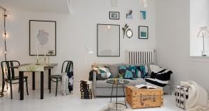 Tips para darle amplitud a tu departamento pequeño