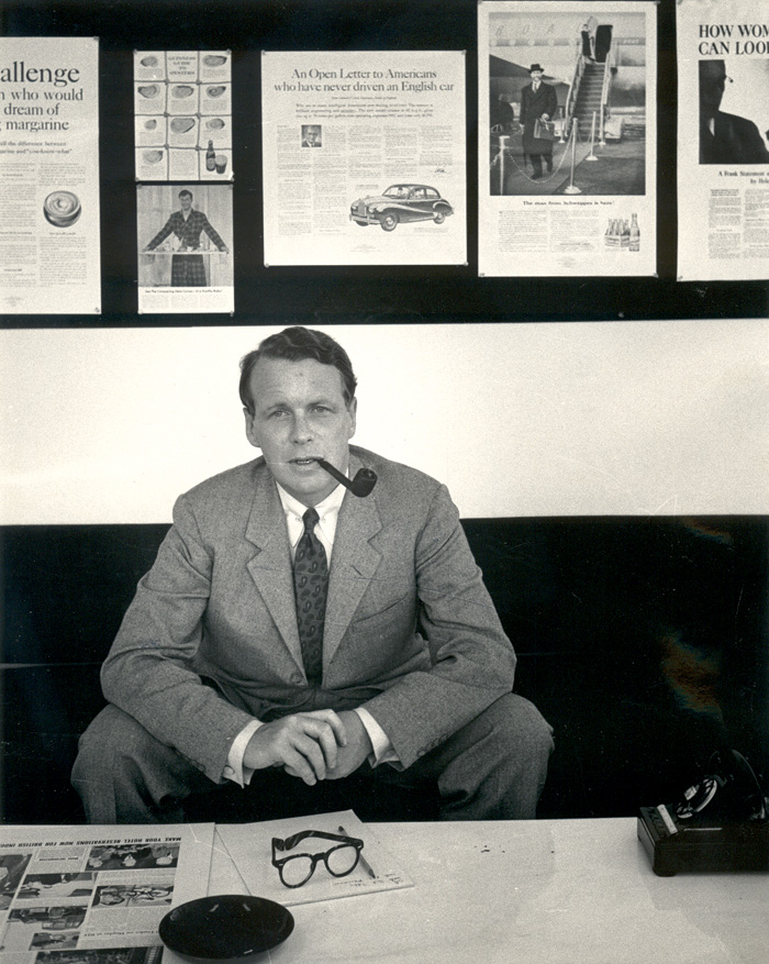 15 Lecciones de Vida del genio del Marketing David Ogilvy