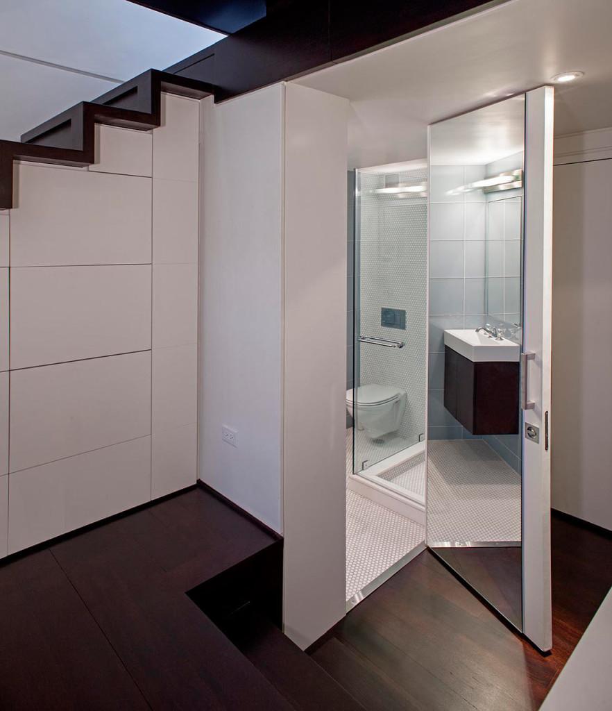 Arquitectura: Increíble Mini Departamento de tan solo 39m2