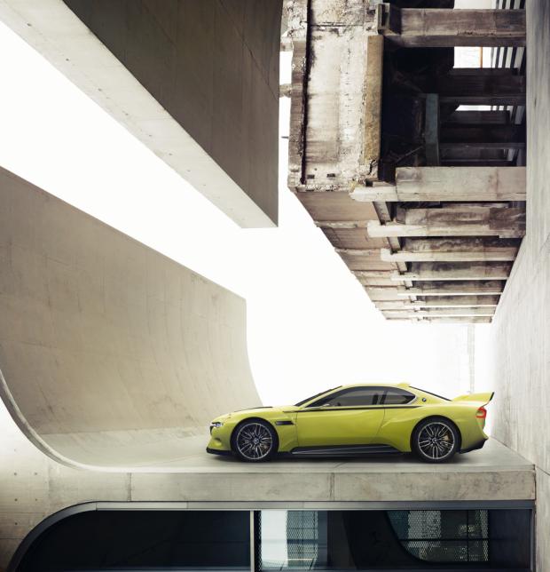Para enamorarte este concepto BMW 3 Series Coupé