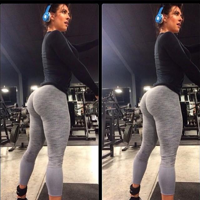 Las chicas en el gym la pasan mejor