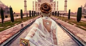 Fotografía: Murad Osmann sigue a su novia por India
