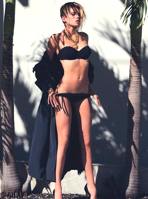 Maxwell Stella super modelo