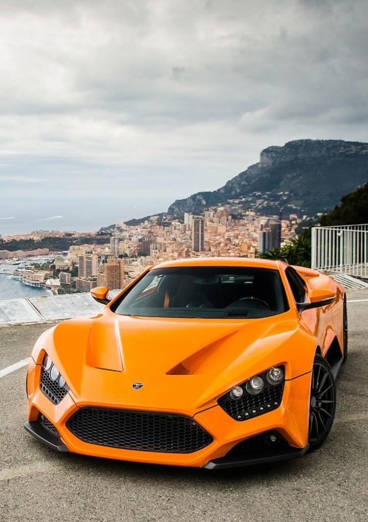 Top 10 Carros más rápidos del mundo - El124