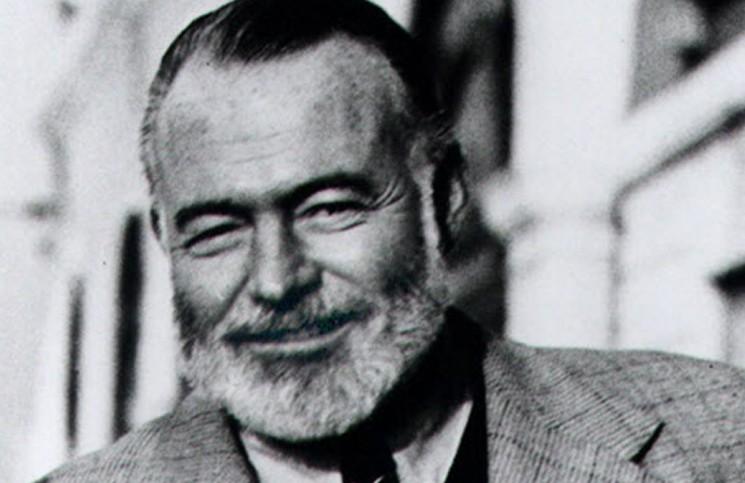 13 Grandes frases de Ernest Hemingway