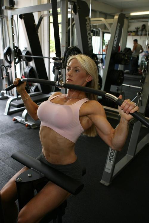 Las chicas del gym