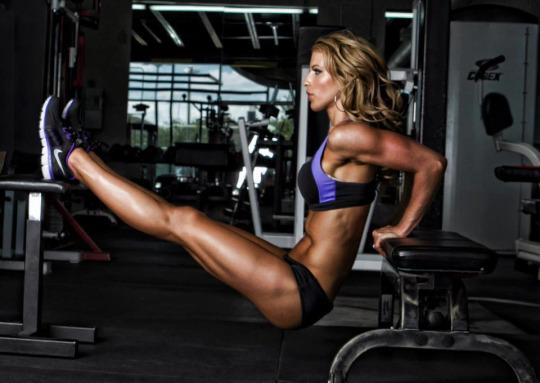 Sexy abs para el verano según las chicas del gym