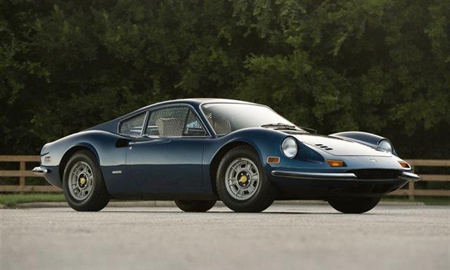 Soñamos con un 1972 Ferrari 246GT Dino Coupe