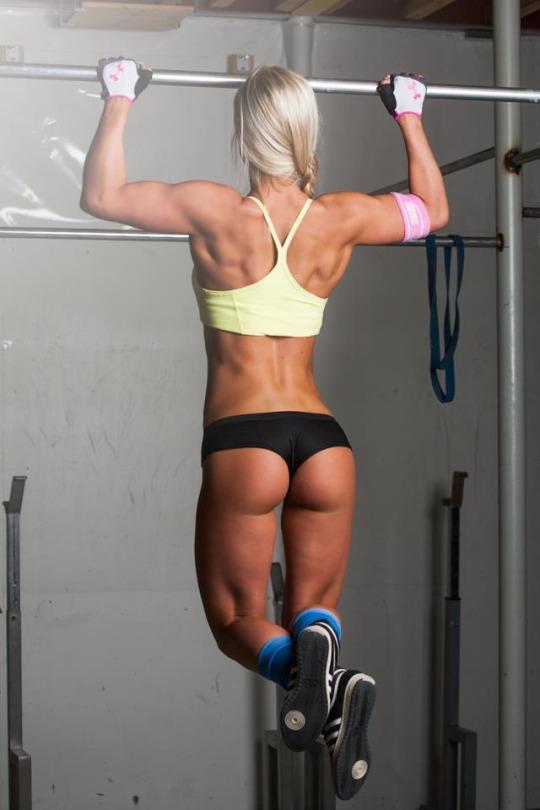 Ellas son la motivación para el Gym