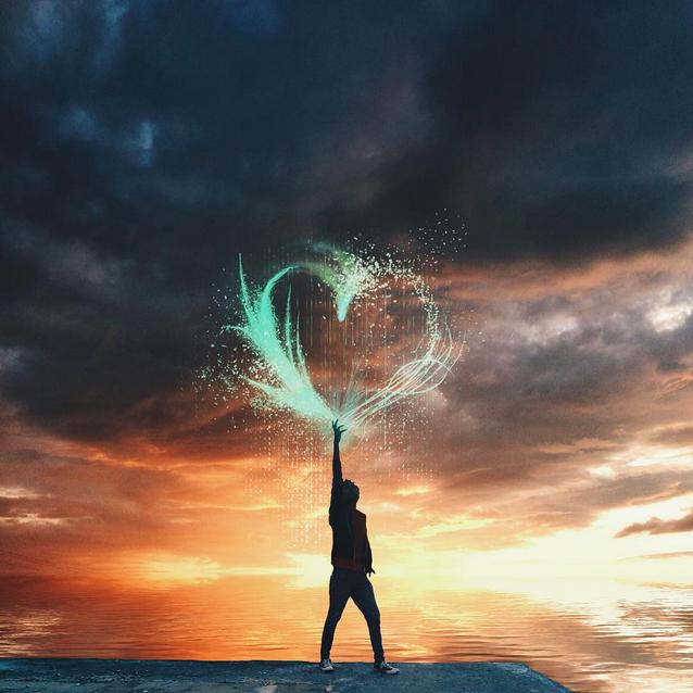 Instagram: Creatividad e imaginación @iamcued