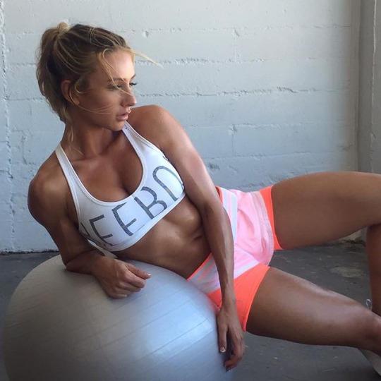 Los mejores cuerpos del Gym están aquí