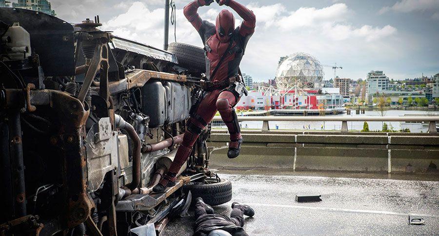 El primer trailer de la película Deadpool