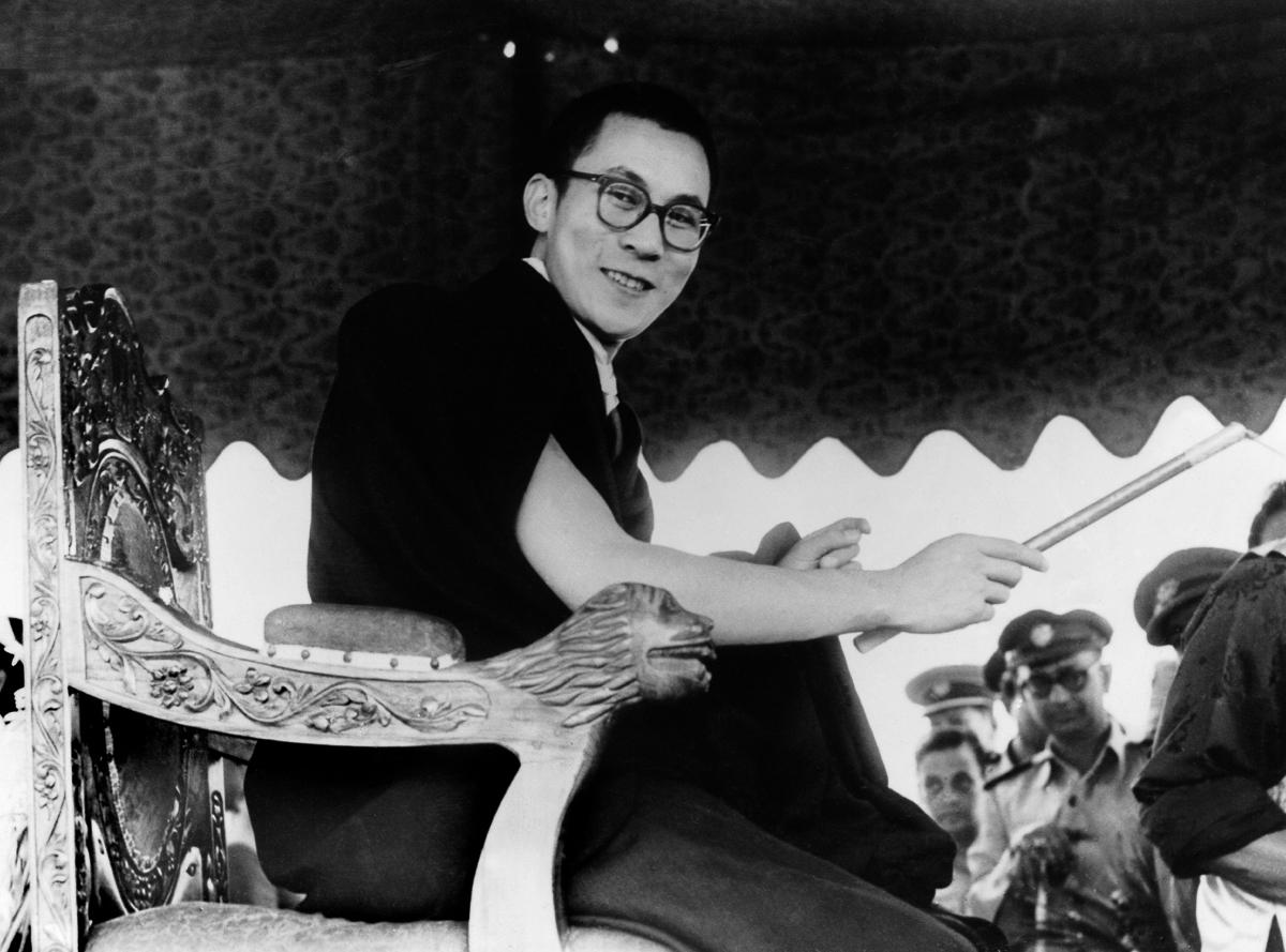 15 Frases acerca de la felicidad por Dalai Lama