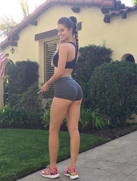 Las chicas fitness son lo mejor de este verano