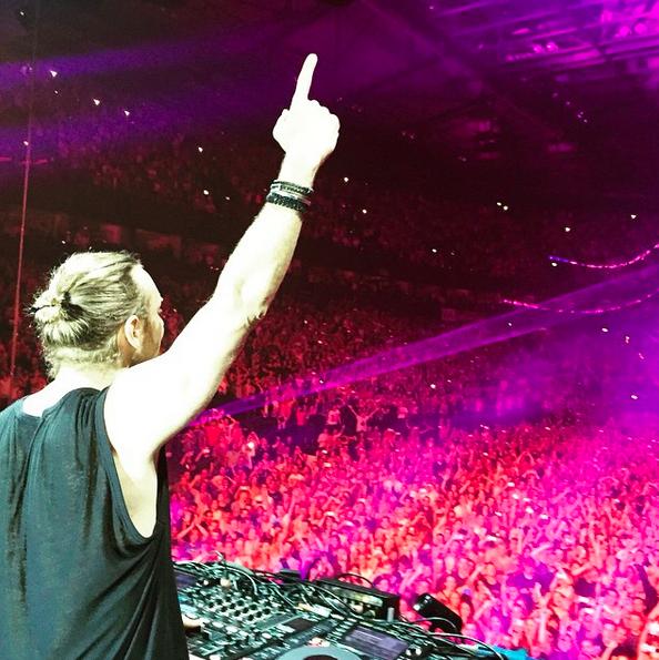 Los 5 DJs mejor pagados de 2015 - David Guetta