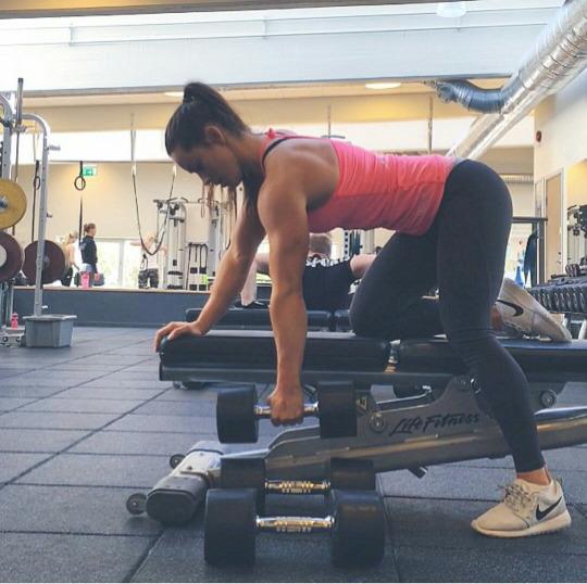 Más fotos de las chicas del gym