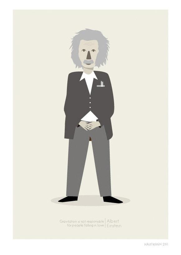 22 Frases inspiradoras e incisivas de Albert Einstein