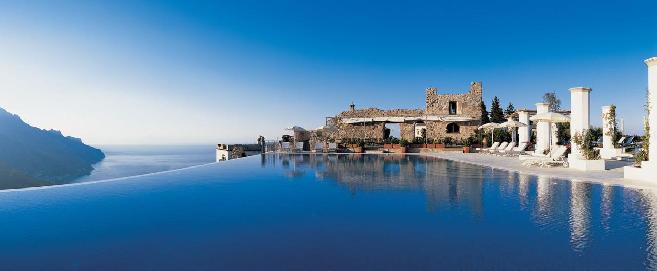 Los 5 hoteles más bellos del mundo