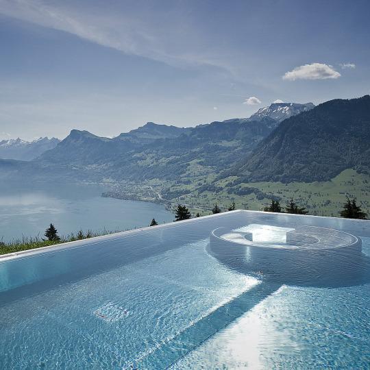 Los 5 hoteles más lindos del mundo