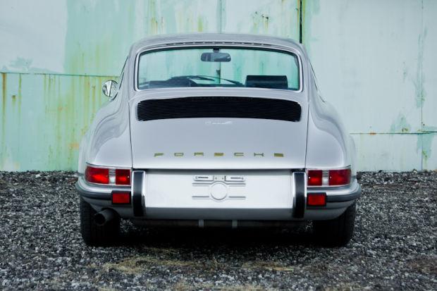 Clásico de clásicos 1970 - Porsche 911S
