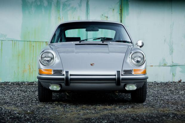 Clásico de clásicos Porsche 911S de 1970