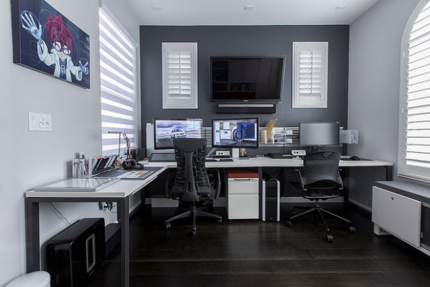 decoracin de interiores para oficinas