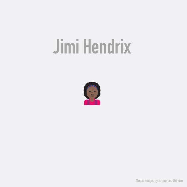 Emojis con lo mejor de la música