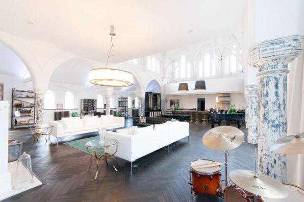 Diseño: Iglesia convertida en una Casa Impresionante