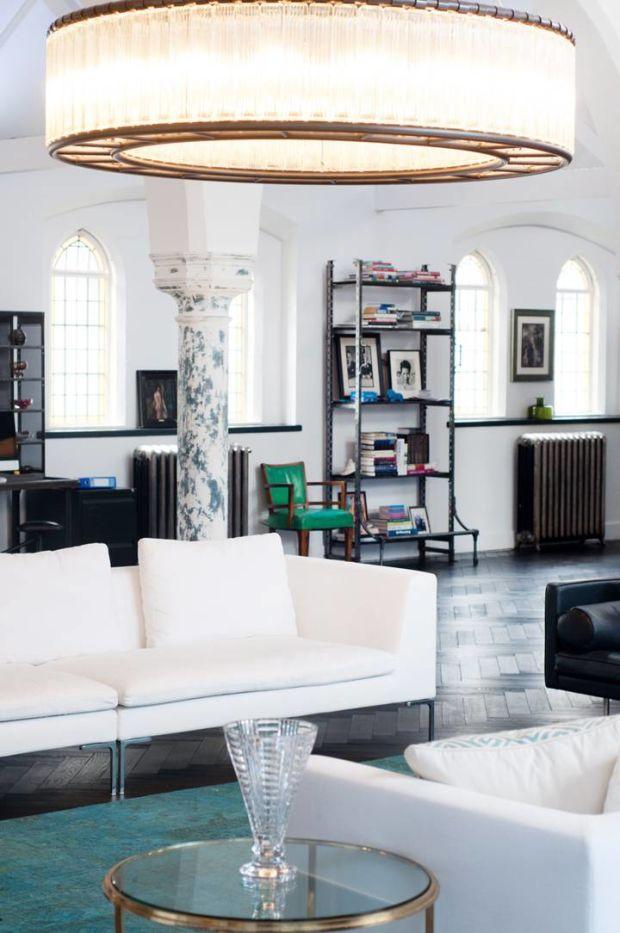 Diseño: Iglesia convertida en Casa