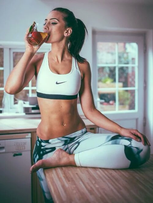 YogaPants en el Gym