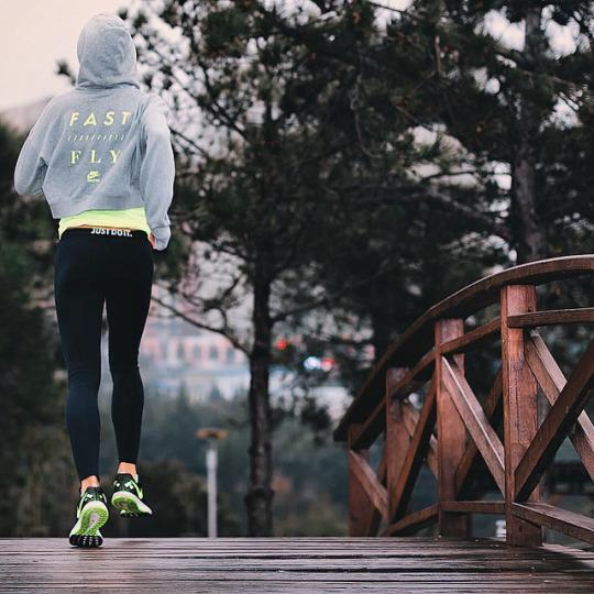 Las corredoras son lo más sexy