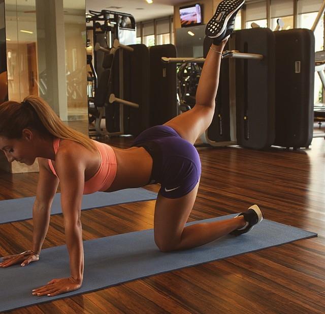 Los mejores traseros del gym