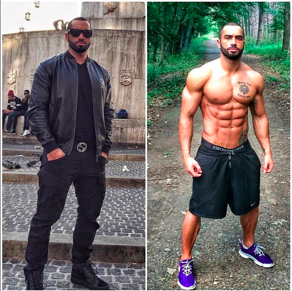 Motivación para ir a las pesas conLazar Angelov