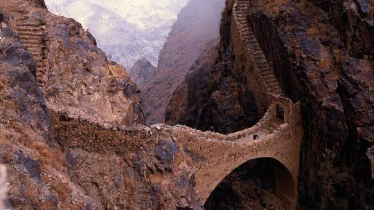 Puente Sahara, Yemen