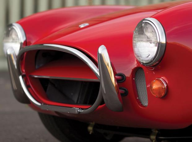 Sexy, rápido, increíble Shelby Cobra 427 1966