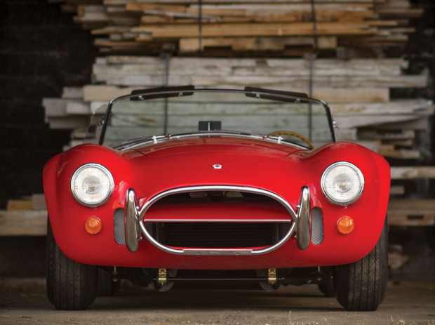 Sexy, rápido, increíble Shelby Cobra 1966