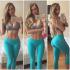 El Instagram de Amanda Lee nos lleva al gym
