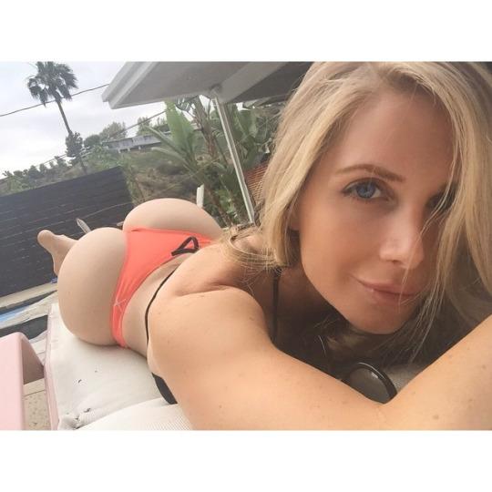 Amanda Lee en Instagram