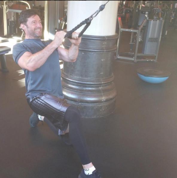 Entrenamiento de Wolverine