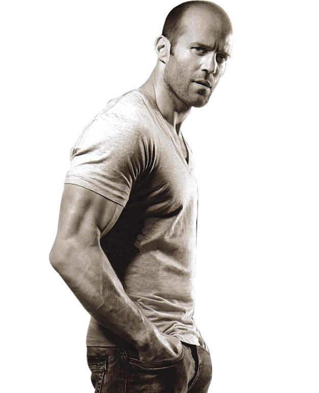 Esculpe tu cuerpo como Jason Statham