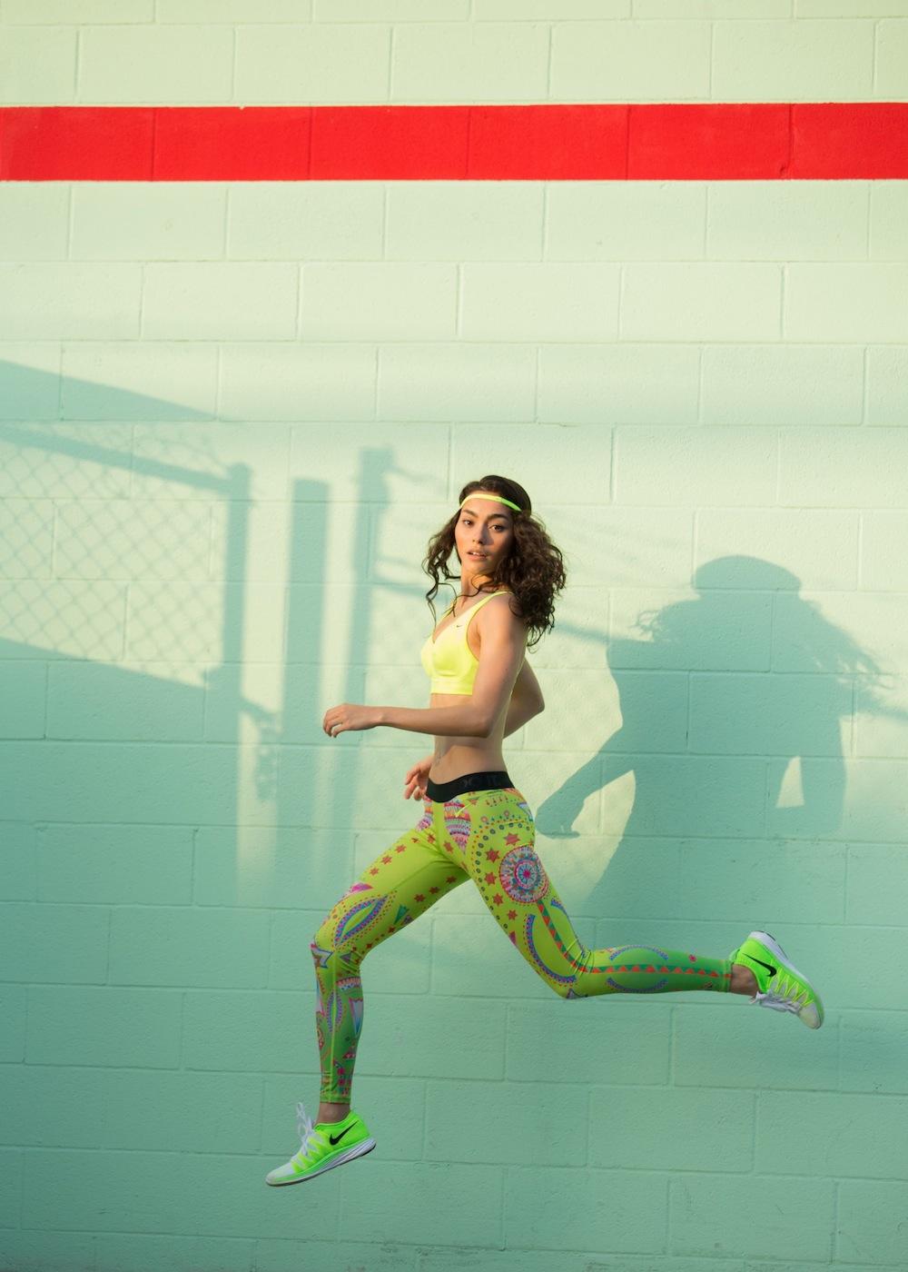 Las chicas fitness te motivan