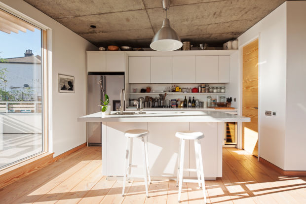 Arquitectura minimalista en Londres