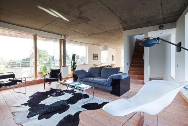 Minimalismo cool en esta casa en Londres