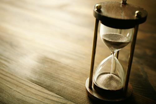 20 Frases de administración del tiempo