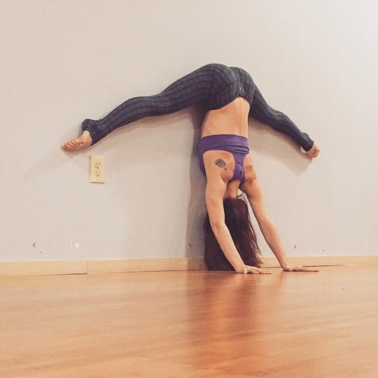 Las chicas del Yoga